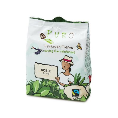 PURO Pouch Fairtrade Noble